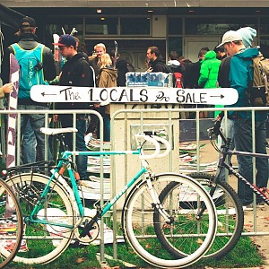 The Local's Pro Sale, Saturday, October 1