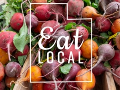 Are you ready for the #EatLocalChallenge?