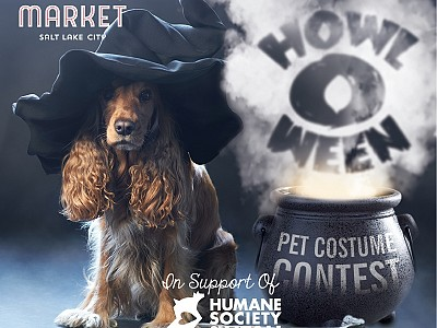 Howl-o-Ween Pet Costume Contest!